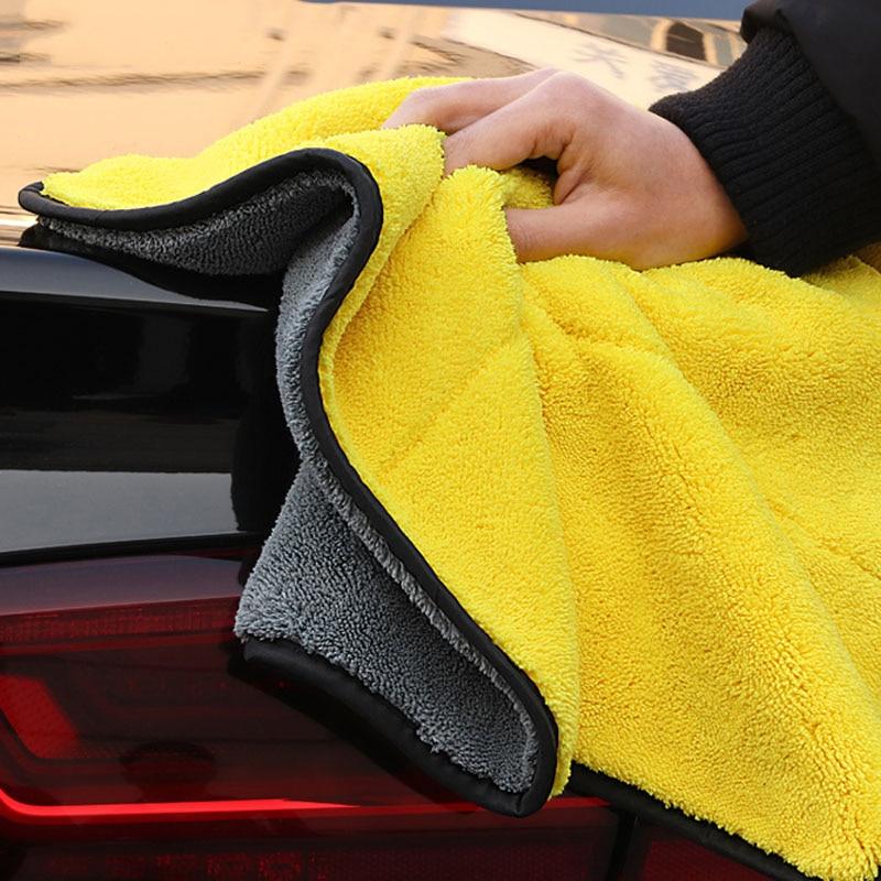Image 3 - 2018 new 30 * 30 cm car wash microfiber towel for Kia Rio K2 K3 K5 K4 Cerato,Soul,Forte,Sportage R,SORENTO,Mohave,OPTIMA-in Car Stickers from Automobiles & Motorcycles