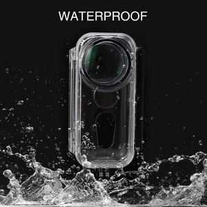Image 2 - In Voorraad 5M Insta360 Een X Venture Case Waterdichte Behuizing Shell Duiken Case Voor Insta360 Een X Action Camera accessoires