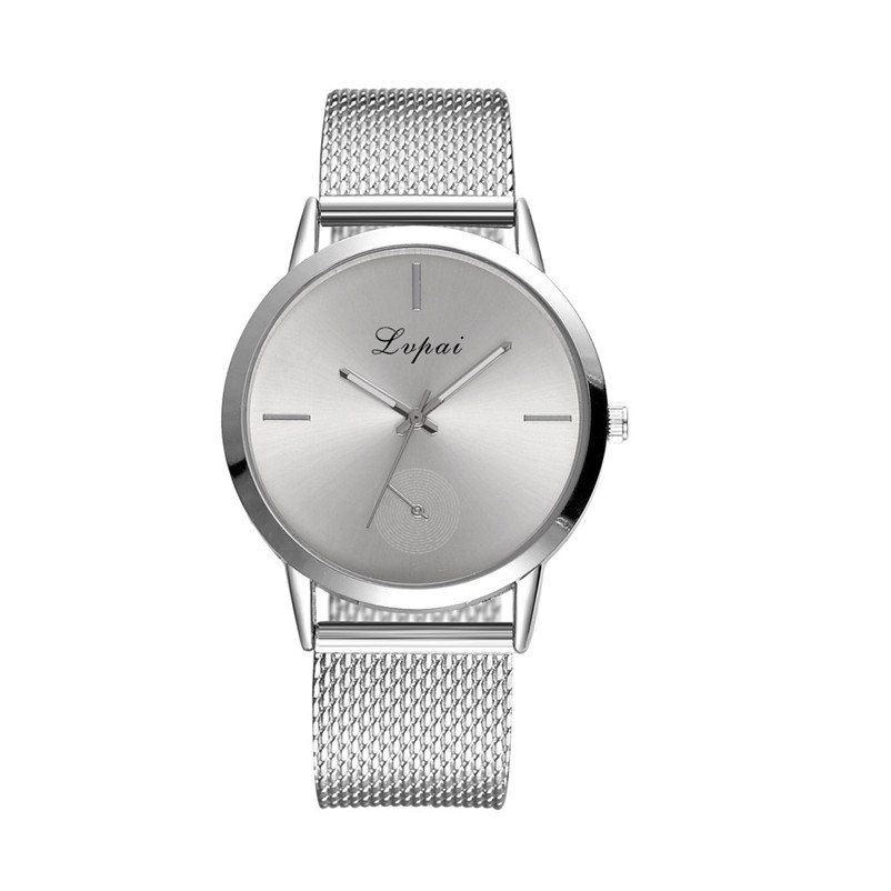 Newly Design Watch Women Girl Casual watch Alloy Quartz Silicone strap Band Watch Analog Wrist Watch Clock Montre Femme S18 (8)
