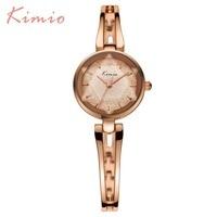 2016 New HOT Kimio Women S Watches Quartz Bracelet Wristwatches Women Ladies Dress Watch Luxury Relogio
