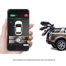 MACTAK PKE keyless entry Control the car by mobile phone With And bluetooth control Close to lock/leave lock