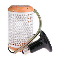 40 W/100 W מנורת חימום אינפרא אדום לחיות מחמד זוחלים קרמיקה UV אורות שימור חום