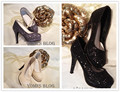 Exclusive Graceful Shinning High Heel Shoes 3 colors for BJD SD10 SD13 SD16 DD GR Doll Shoes SW12