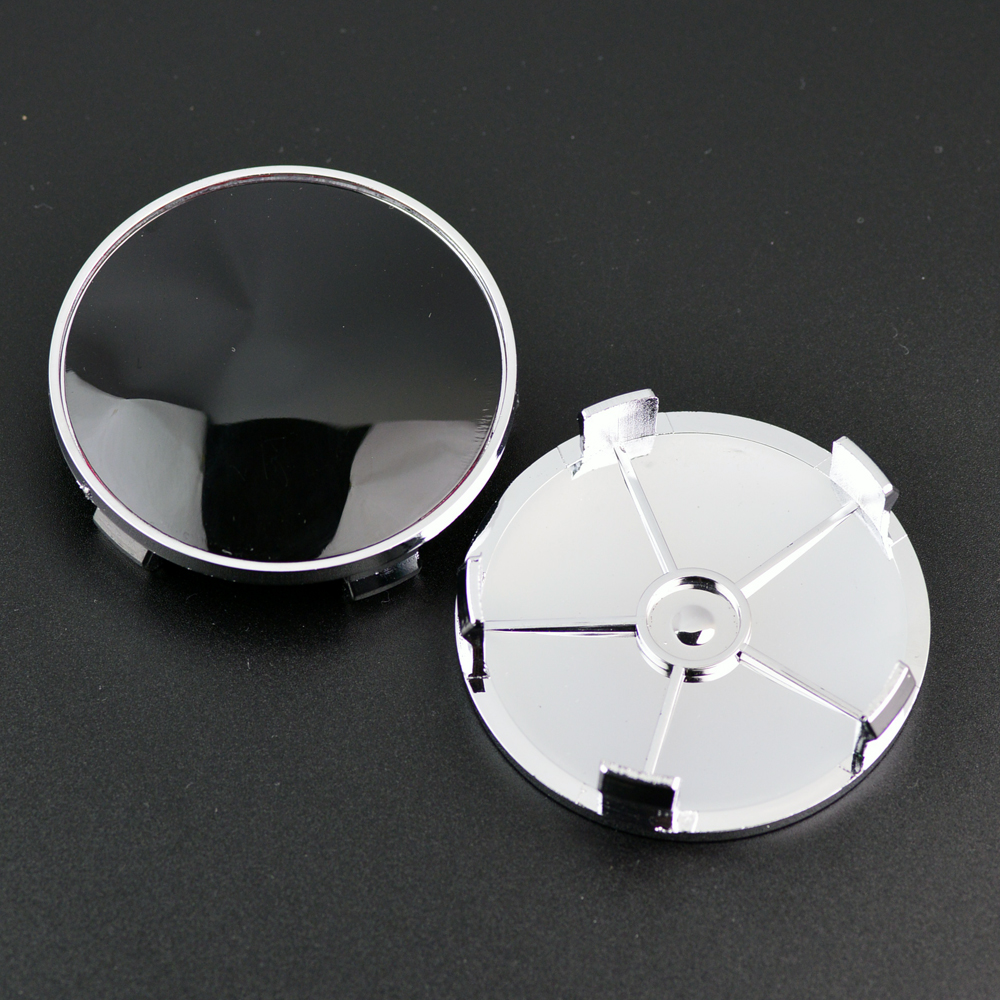 4 pcs Car Wheel Center Cap 69mm Hub Caps Fit bmw 1 Series E81 E87 E82 E88 F20 F21 Car Accessories Part Number <font><b>36136783536</b></font> image