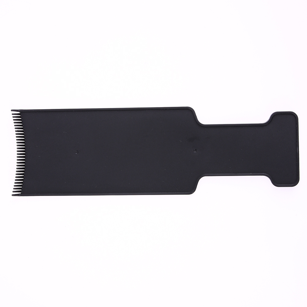27cm Professional Hairdressing Long Board Hair Salon Dyeing Comb - Penjagaan rambut dan penggayaan - Foto 1