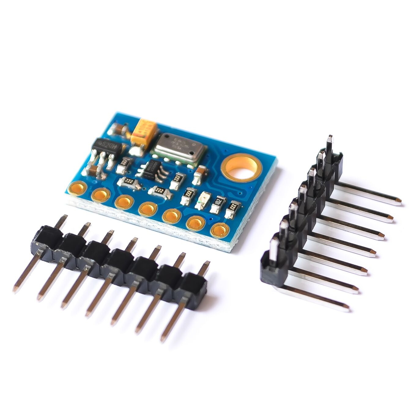 GY-63 MS5611 High-resolution Atmospheric Height Sensor Module IIC / SPI Communication   Dropshipping