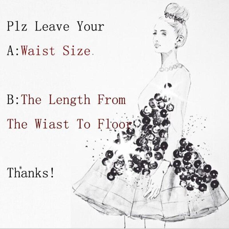 Красивые для женщин, плюс размер, женские розовые юбка пачка индивидуальный заказ по колено Тюлевая юбка высокого качества в новом стиле на ... - 5