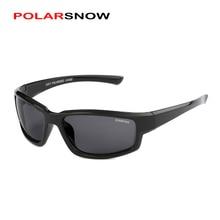 POLARSNOW Vintage Polarized Sport Sunglasses Men Brand 2016 New Outdoor Fishing/Driving Sun Glasses Oculos De Sol Masculino