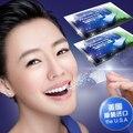 14 Pacotes de 28 Pcs Higiene Oral Dentes Branqueamento Tiras de Clareamento Dental Profissional Produtos de Clareamento Duplo Branco Gel Gel Dental