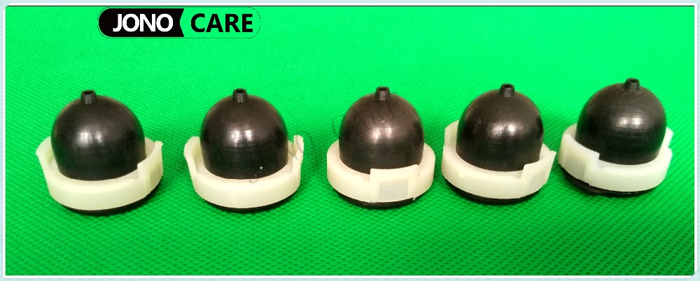 10PCS LAWN MOWER ENGINE PRIMER BULB ASSEMBLY REPLACES BRIGGS AND STRATTON 4180 5085H 5085K 496115, 694395 MURRAY SPARE PARTS 10pcs carburetor primer bulb primer for briggs