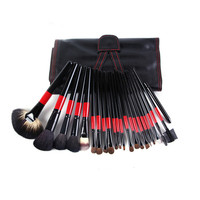 Cosmetics 22pcs Makeup Brushes Soft Gray Rat Hair Classic Make Up Brush Set Beauty Pinceis De