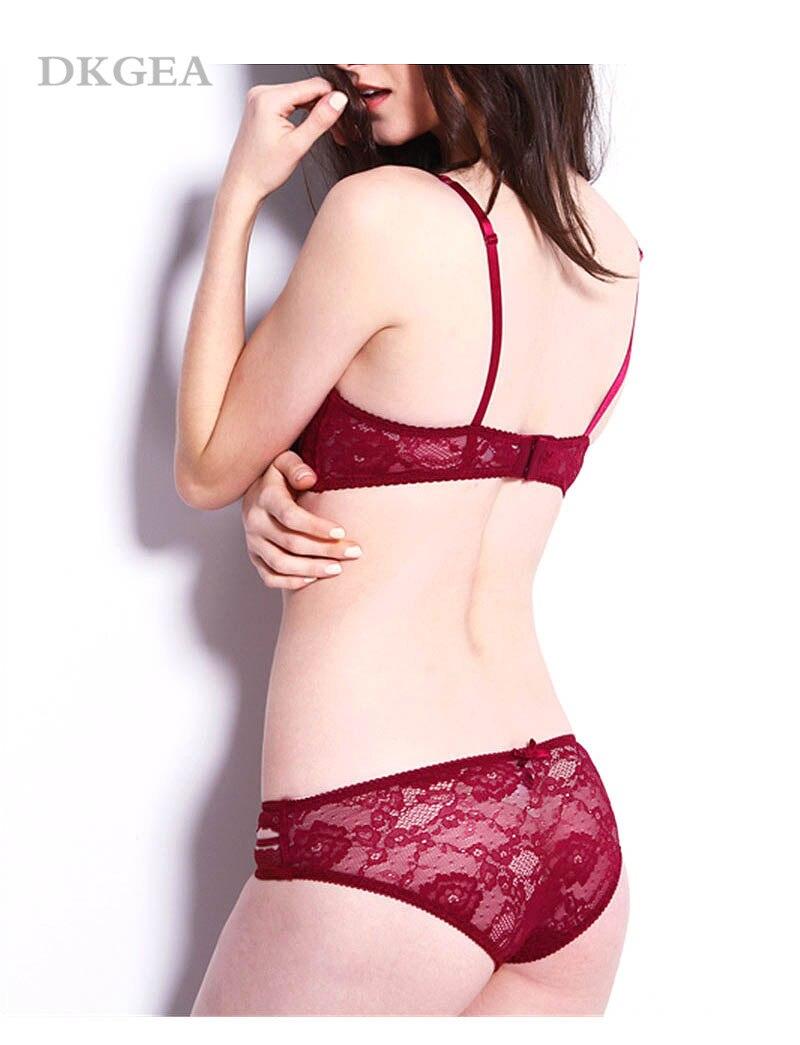 58e181a774e 2019 Plus Size 38 36 D Cup Bras Push Up Women Lingerie Pink Sexy Bra ...