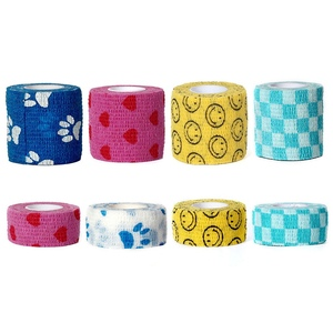 Image 4 - 1 Pc Tape Waterproof Self Adhesive Elastic Bandage Muscle Tape Finger Joints Wrap Therapy Bandage Care 2 Sizes