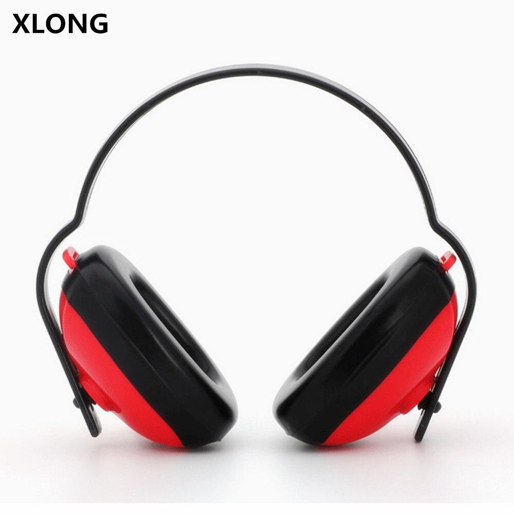 Hearing Mute Sleep Soundproof Headphones Protetor AuricularInsulation Protector Earmuff Soft Foam Ear Plugs Hearing Protector