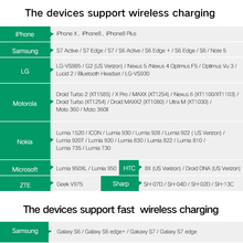 Ugreen Qi Wireless Charger for Samsung Galaxy S6 7 8 for iphone 8 X