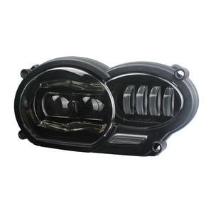 Image 2 - Pour moto, avec refroidisseur dhuile, pour BMW R1200GS, pour R 2018 GS, ADV, R1200GS, LC phare LED 1200, 2004, 2012
