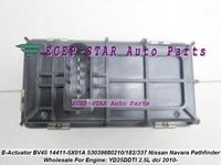 Turbo Electronic Actuator BV45 14411 5X01A 144115X01A 144115X01B 210 182 337 53039700210 53039700182 53039700337 YD25DDTI 2.5L