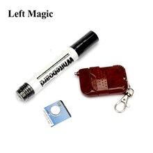 Мистическая мощность умственная Мощность ручка пульт дистанционного управления появляющаяся Магия трюки дистанционного шока ручка карты реквизит Иллюзия экстрасенс