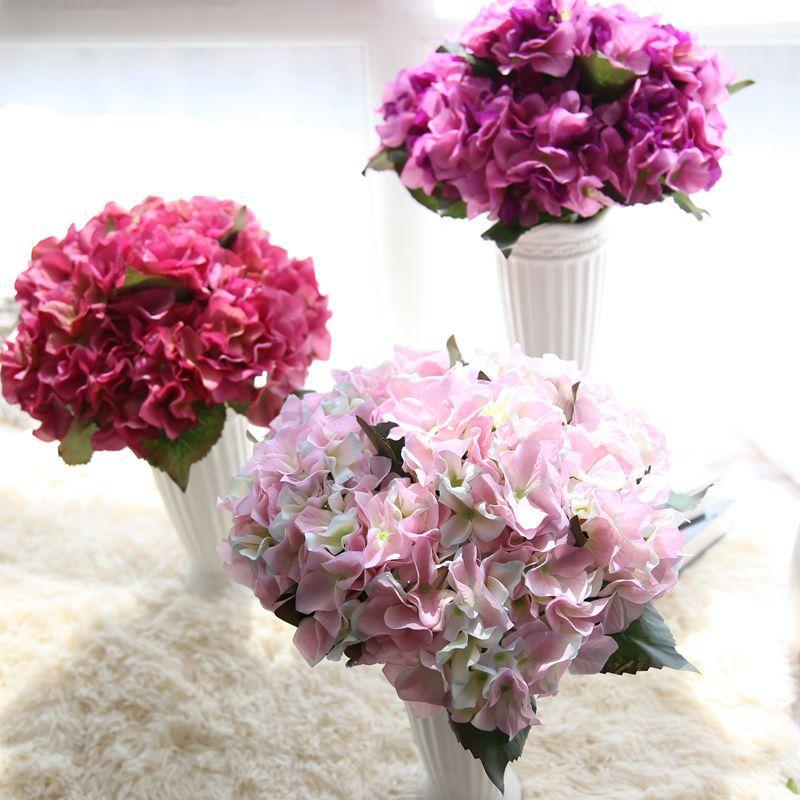 Flores secas artificiais