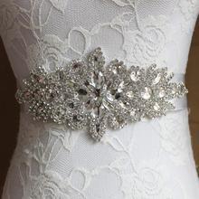 AYiCuthia/свадебные аксессуары с кристаллами; атласное свадебное платье; пояс с лентой для невесты; пояс с поясом для выпускного вечера; Y1