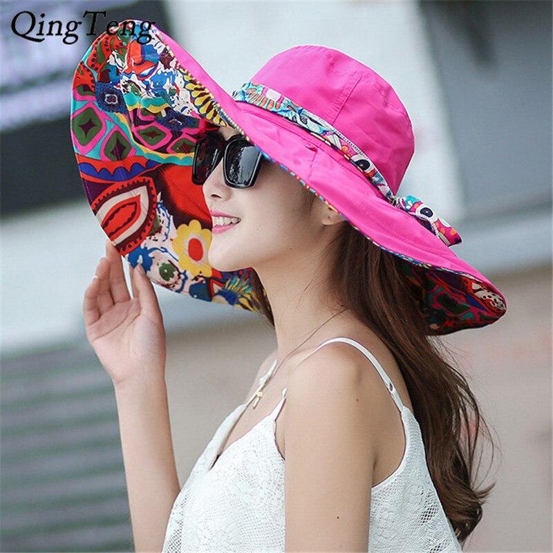 Chapeau sombrero du type floral à large  ...