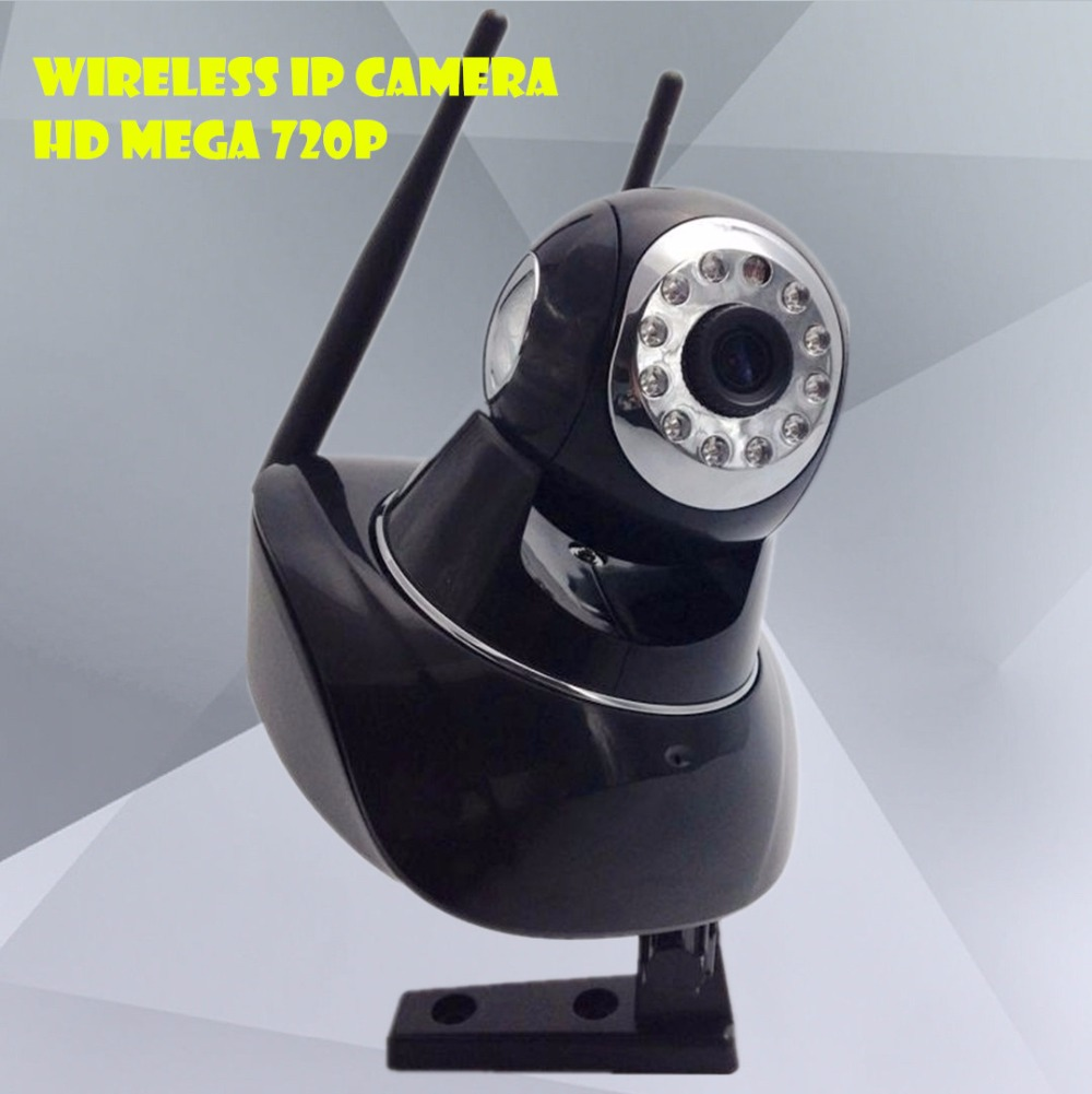 wireless ip camera surveillance video recorder system wifi support nvr for home Onvif cctv 720P HD
