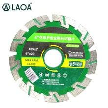 LAOA – disque de coupe pour le granit et le béton, lames de scie en diamant, meules