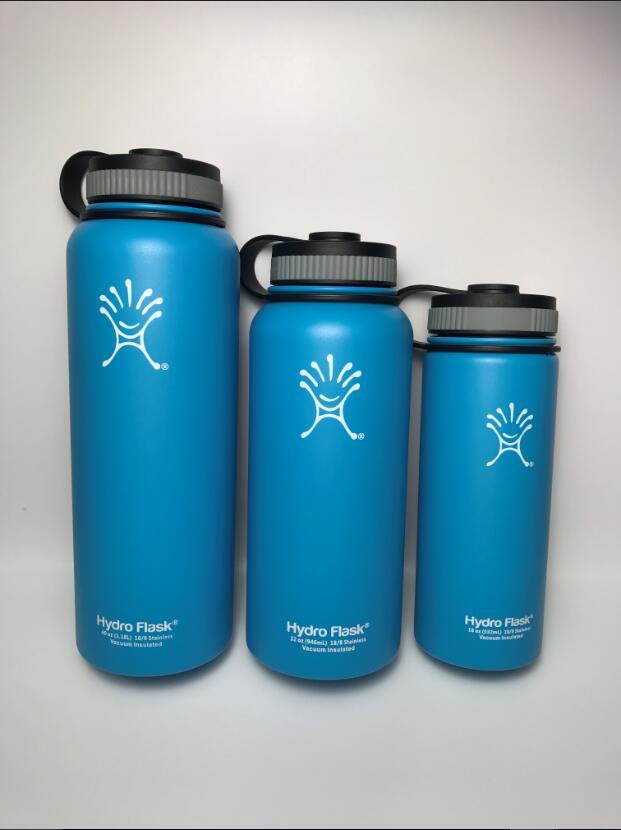 b3e98b2d59 Multi Color 32Oz/40Oz Hydro Flask Insulated Stainless Steel Water