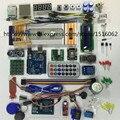 Mejorada Versión Avanzada Starter Kit RFID Aprender Suite Kit LCD 1602 para Arduino uno R3