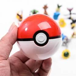 Дропшиппинг шт. 1 шт. Pokeball шт. + 1 шт. случайная фигурка внутри фигурки героев игрушки для детей крутая Коллекция Игрушки для детский подарок