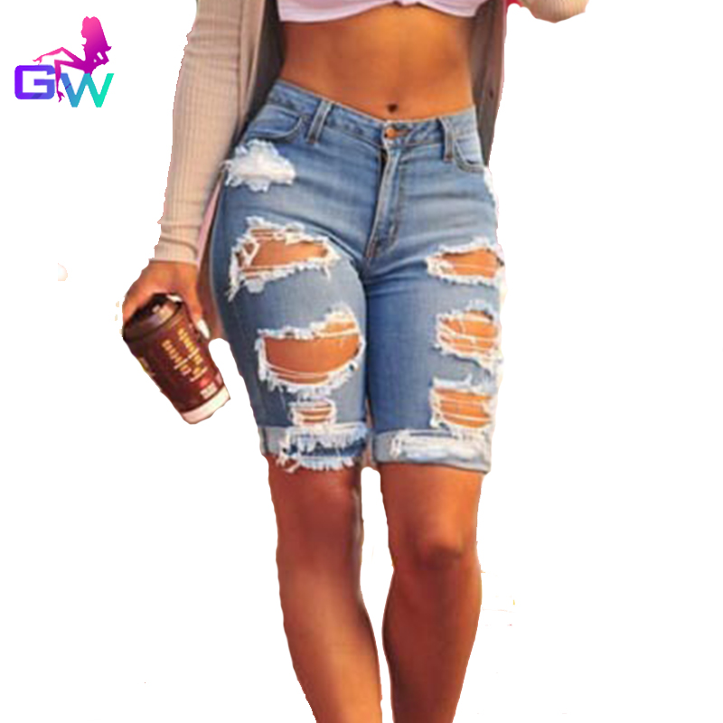 Big Knee Ripped Jeans Promotion-Shop for Promotional Big Knee ...