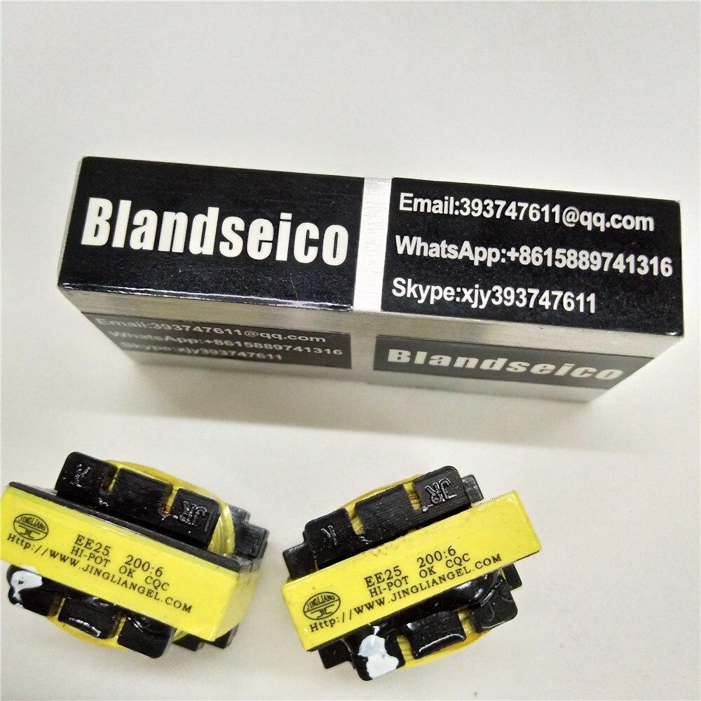 10 sztuk/partia E25 200:6 falownik spawalniczy transformator pomocniczy zasilacz używany