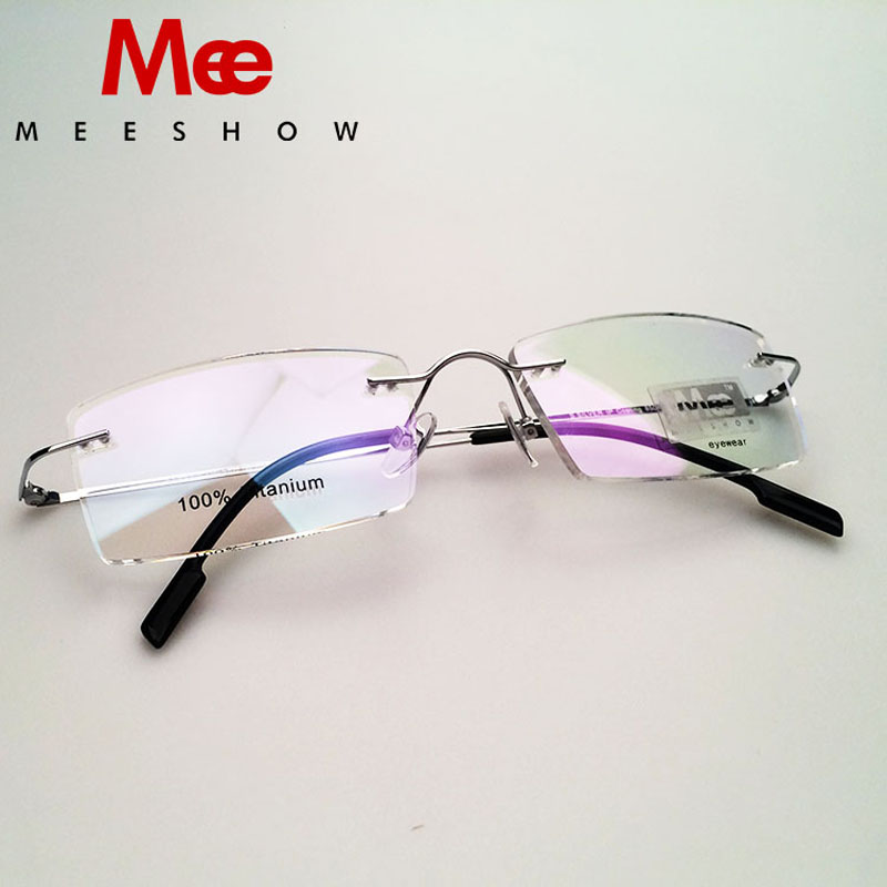 Rimless Glasses En Espanol : Online Buy Wholesale titanium beta from China titanium ...
