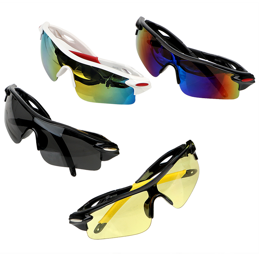 LEEPEE Explosion-proof Motocross Sunglasses Anti Glare Night Vision Drivers Goggles Car Night-Vision Glasses UV Protection