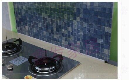 Resistente alle alte temperature wallpaper bagno impermeabile olio