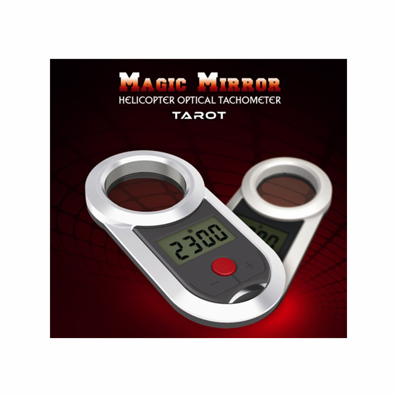 Tarot-rc Helicopter mirror optical velocimeter tachometer speed meter TL2788 rotor speed table vc6234p vc6235p vc6236p tachometer speed meter