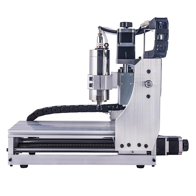 3 axes CNC Machine de découpe 3020 800W broche de refroidissement par eau CNC routeur graveur pour le métal - 5