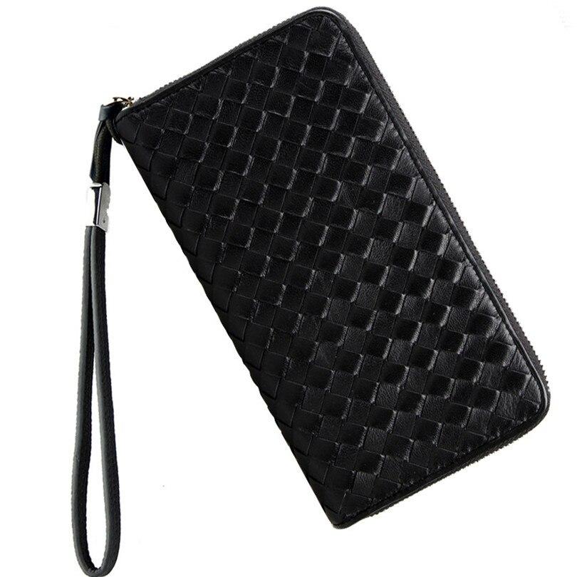 Luxury Brand Men Genuine Leather s