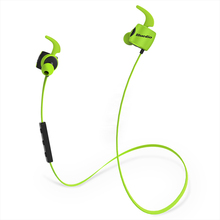 Bluedio TE Sports bluetooth headphones Sweatproof with built-in microphone
