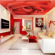 beibehang Custom Wallpapers 3d Photo Murals Stereo Vector Atmosphere Re