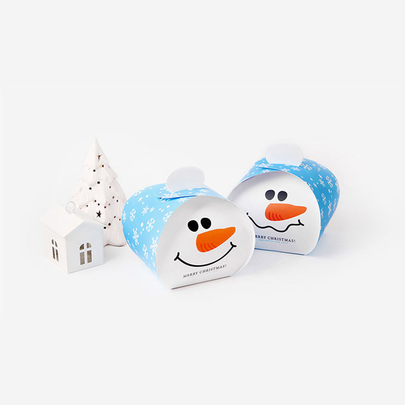 Home & Garden Constructive 10pcs/lot Snowman Wedding Favor Box And Bags Sweet Gift Candy Boxes For Wedding Baby Shower Birthday Christmas Party Supplies For Fast Shipping