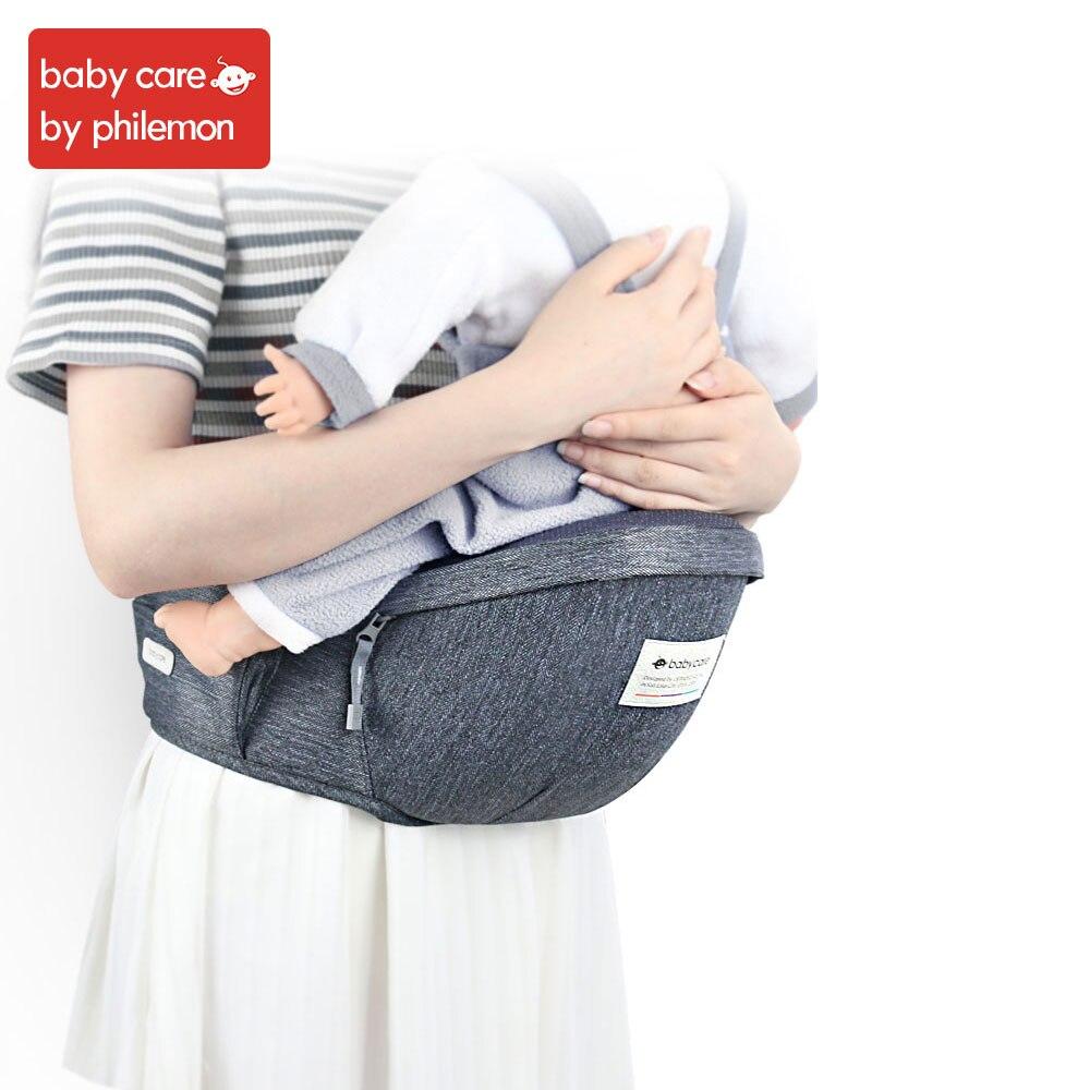 Babycare เด็ก Hip Seat Carrier เอวสตูลเดินถือเข็มขัดเอวกระเป๋าเป้สะพายหลัง Carrier เด็กทารกสบาย Hipseat ที่นั่ง 2