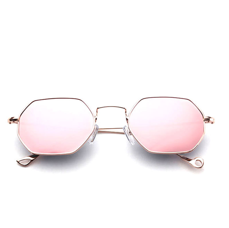 Слънчеви очила VictoryLip Hexagon жени - Аксесоари за облекла - Снимка 3