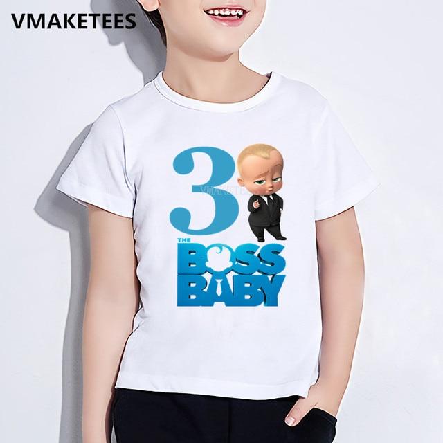 THE BOSS BABY Girl Birthday Shirt BOSS BABY Girl Birthday T-Shirt G BOSS BABY