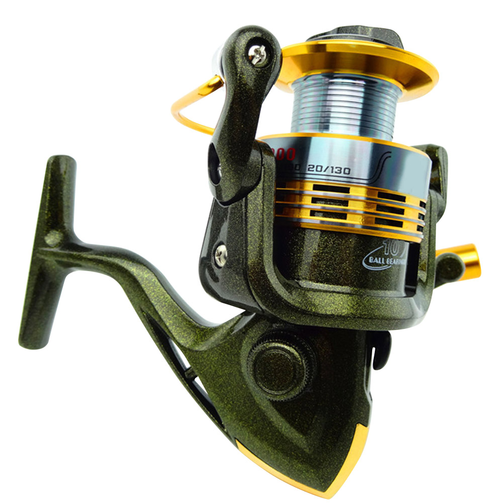 Spinning Reels Spinning Fishing Reel 9 +1 BB Light Weight Ultra Smooth Powerful