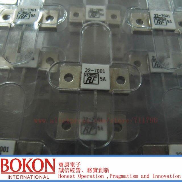 Bride de terminaison montage 250 W 50 Ohms résistance de charge factice 32-7001 250 W 50R 50 Ohms 250 Watt simple broche nouveau original