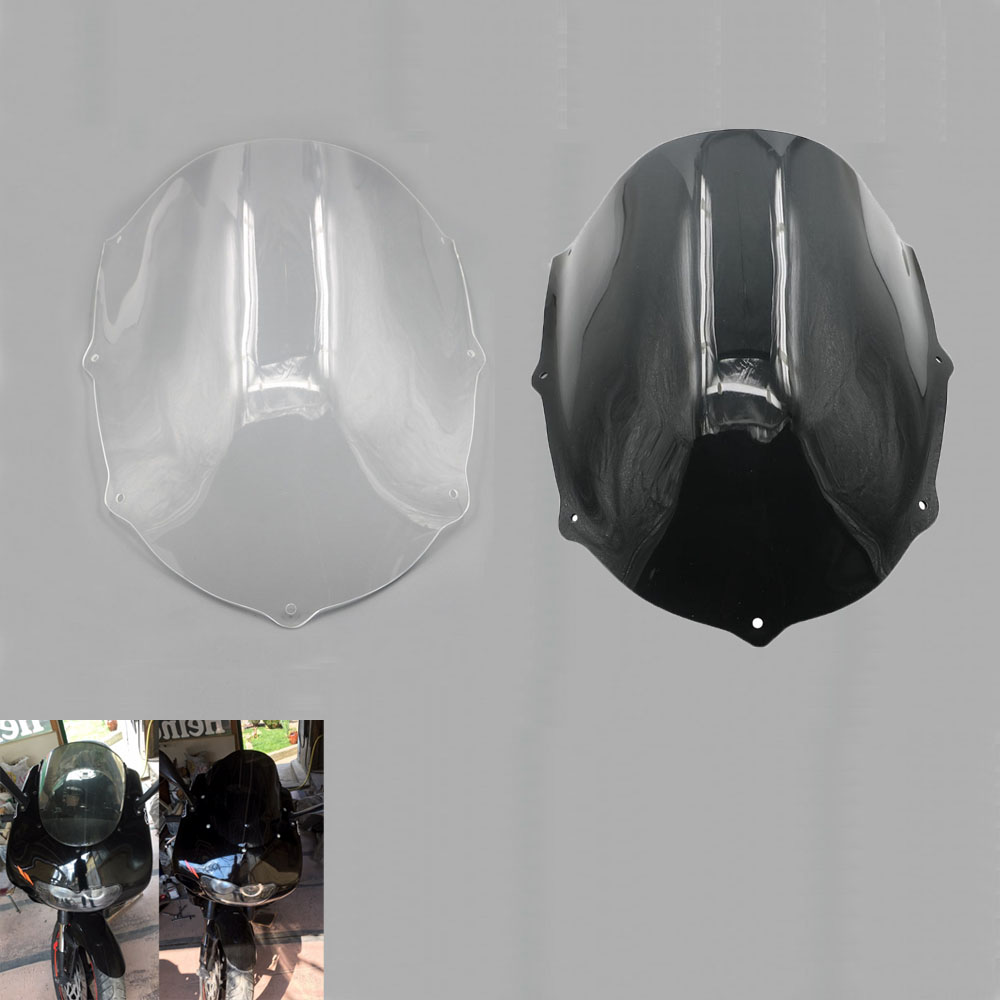 1999 2005 For Aprilia RS50 RS125 RS250 Motorcycle Windscreen Fairing Windshield RS 50 125 250 1999 2000 2001 2002 2003 2004 2005|Windscreens & Wind Deflectors| |  - title=