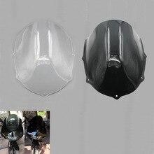Parabrisas de plástico para motocicleta, protector delantero de moto Aprilia RS50 RS125 RS250, de carenado RS 50 125 250, modelo 1999 2005, 1999 2000 2001 2002 2003 2004 2005