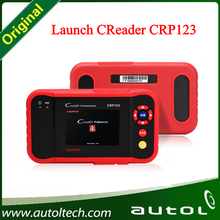 100% Original Launch Creader Professional 123 Auto Code Reader Launch Crp123 Global Version