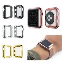 Protective Case For Apple Watch TPU Protection Cover 38mm 42mm For Iwatch TPU Protected Cover For Apple Watch Series 3 Series 2 42mm 38mm for apple watch s3 series 3